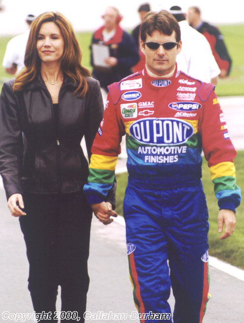 Joseph Kallou Jeff Gordon