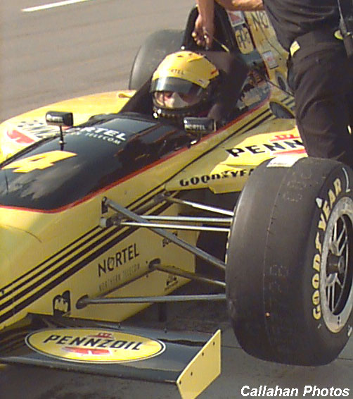 Indy 500: Photo Feature; The 1998 Indianapolis 500