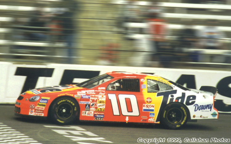 NASCAR WCUP: Ricky Rudd, Pontiac Excitement 400 Post Race Quotes