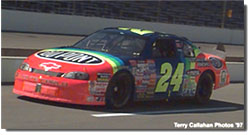 [ Jeff Gordon ]