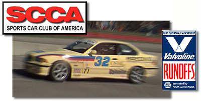 [ SCCA Valvoline RunOffs Collage ]