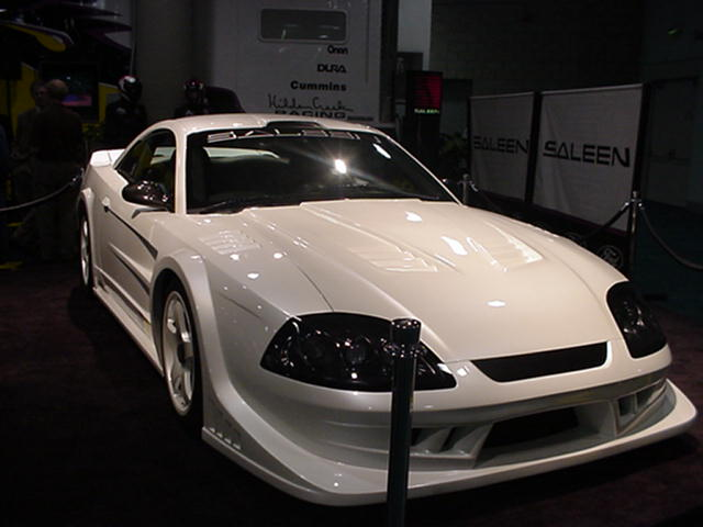 Greater Los Angeles Auto Show