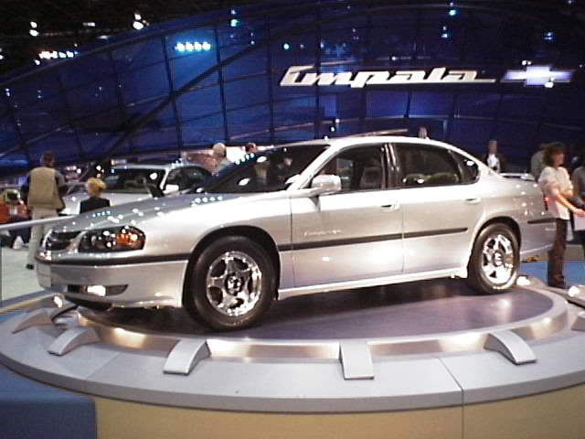 Chevrolet >> 1999 North American International Auto Show
