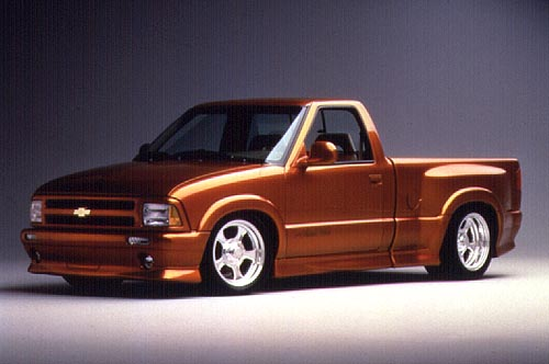 Phantom Truck S 10 Forum