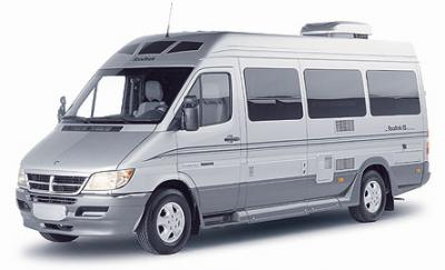 2006 roadtrek rs adventurous specifications and dimensions for Class a rv height