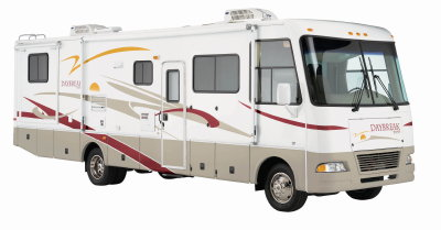 2006 Damon DayBreak 3270 Specifications and Dimensions