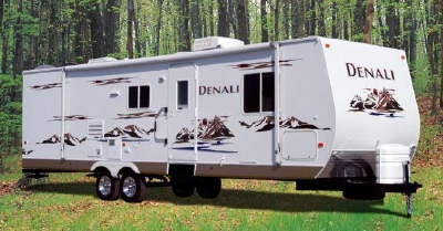 2007 Dutchmen Denali 26fb Dsl Specifications And Dimensions