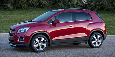 2015 Chevrolet Trax AWD 4dr LT Overview Chevrolet Buyers Guide