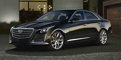 2016 Cadillac CTS Sedan 4dr Sdn 3 6L Luxury Collection AWD Overview