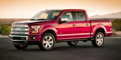 2015 Ford Truck F-150 2WD SuperCrew 157