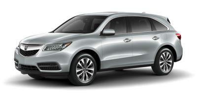 2016 Acura MDX SH-AWD 4dr w/Tech/Entertainment Overview