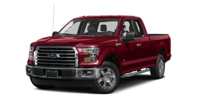 2016 Ford Truck F-150 4WD SuperCab 163