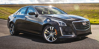 2017 Cadillac CTS Sedan 4dr Sdn 3 6L Premium Luxury AWD Overview