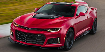 2017 Chevrolet Camaro 2dr Cpe ZL1 Overview Chevrolet Buyers Guide