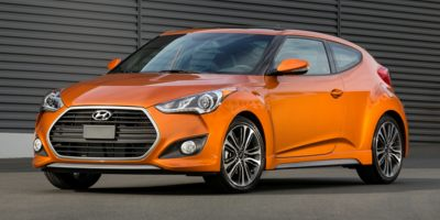 2017 Hyundai Veloster Turbo Manual w/Orange Accents Overview