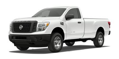2017 Nissan Truck Titan XD 4x4 Diesel Single Cab S Overview