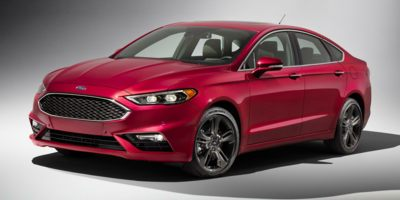2018 Ford Fusion SE FWD Overview Ford Buyers Guide
