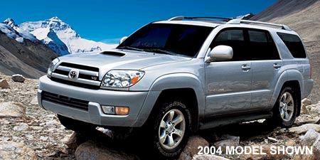 2006 Toyota 4Runner Sport Edition 4X4 V6 Overview Toyota Buyers Guide