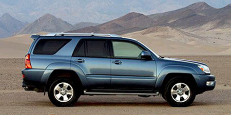 2004 Toyota 4Runner Limited 4X2 Overview Toyota Buyers Guide