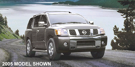 2006 Nissan Armada 4X4 LE Overview Nissan Buyers Guide