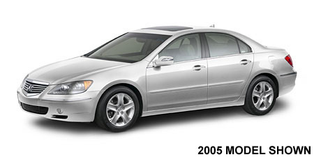 2006 acura rl technology package overview acura buyers guide. Black Bedroom Furniture Sets. Home Design Ideas