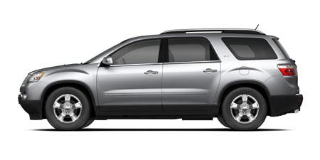 2007 GMC Acadia SLT-1 AWD Overview GMC Buyers Guide