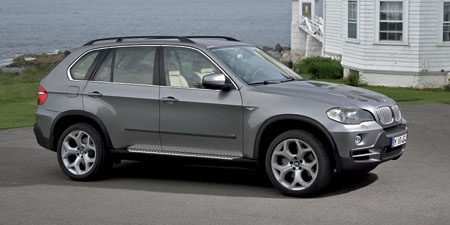 2007 BMW X5 4 8i Sports Activity Vehicle Overview BMW Buyers