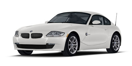 2006 BMW Z4 Coupe 30si