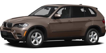 JS BMW X5 E70 Tailgate Middle Seal