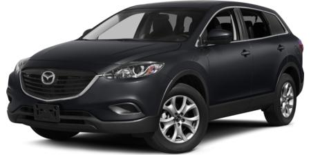 2014 Mazda CX-9 Sport AWD Overview Mazda Buyers Guide