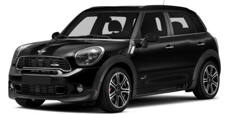 2014 MINI Cooper Countryman John Cooper Works ALL4 Overview