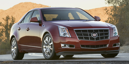 2010 Cadillac CTS 3 0L Performance AWD Overview Cadillac