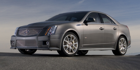 2009 Cadillac CTS-V 6 2L SFI Overview Cadillac Buyers Guide