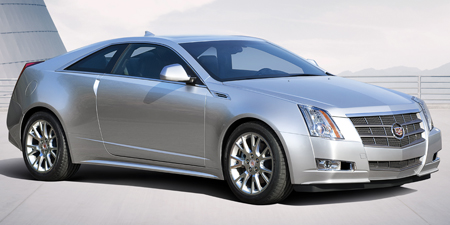 2011 Cadillac CTS Coupe Performance AWD Overview Cadillac Buyers Guide
