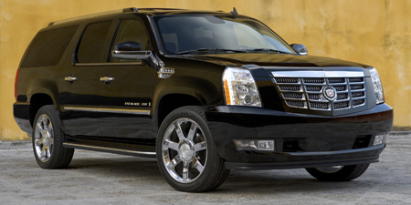 2008 Cadillac Escalade ESV 2WD Overview Cadillac Buyers Guide
