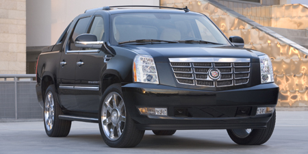2008 Cadillac Escalade EXT Sport Utility Truck Overview Cadillac