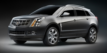 2010 Cadillac SRX Base Overview Cadillac Buyers Guide