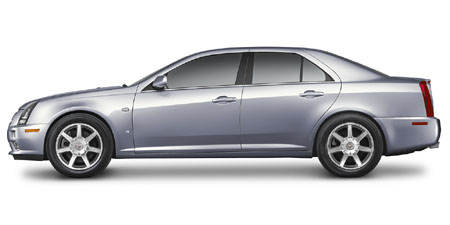 2007 Cadillac STS V6 Luxury Performance Overview Cadillac