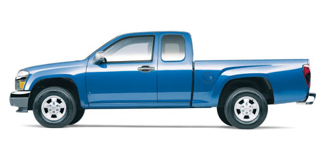 2009 GMC Canyon Extended Cab 2WD