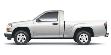 2007 GMC Truck Canyon Regular Cab 2WD SLE-1 Overview GMC