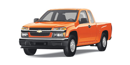 2007 Chevrolet Truck Colorado Extended Cab 2WD LT1 Overview