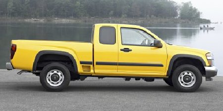 2004 Chevrolet Truck Colorado Extended Cab 2WD Base Z85