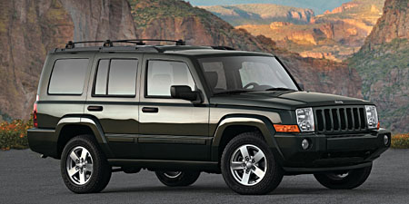2006 jeep commander limited 4x4 overview jeep buyers guide. Black Bedroom Furniture Sets. Home Design Ideas