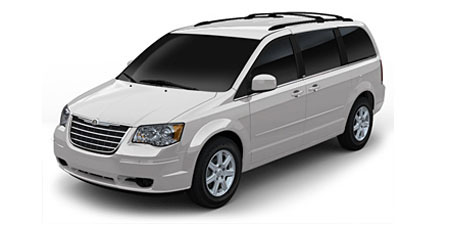 2008 Chrysler Town & Country Touring Overview Chrysler Buyers Guide