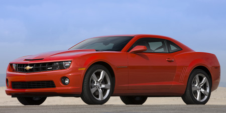 2011 Chevrolet Camaro Coupe 2LS Overview Chevrolet Buyers Guide