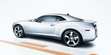 2010 Chevrolet Camaro 2SS Coupe Overview Chevrolet Buyers Guide
