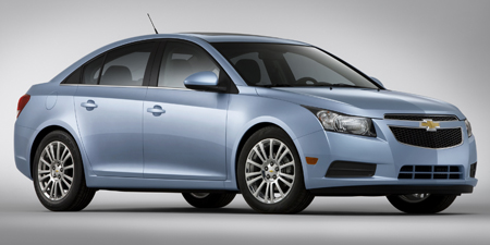 2011 Chevrolet Cruze ECO Overview Chevrolet Buyers Guide