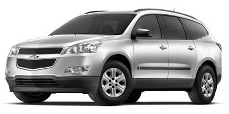 2011 Chevrolet Traverse LS AWD Overview Chevrolet Buyers Guide