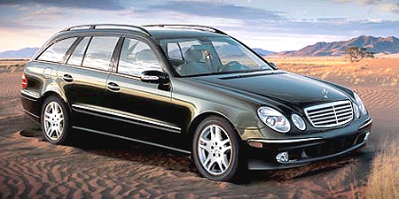 2006 mercedes benz e class e500 4matic wagon overview