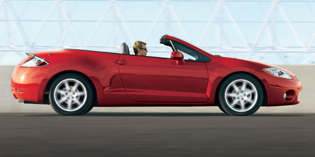 2007 Mitsubishi Eclipse Spyder GT Overview Mitsubishi Buyers Guide